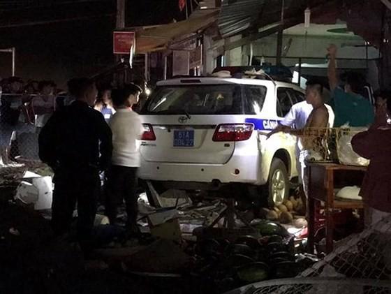 Khởi tố vụ thiếu úy điều khiển xe CSGT gây tai nạn khiến 1 người tử vong-2