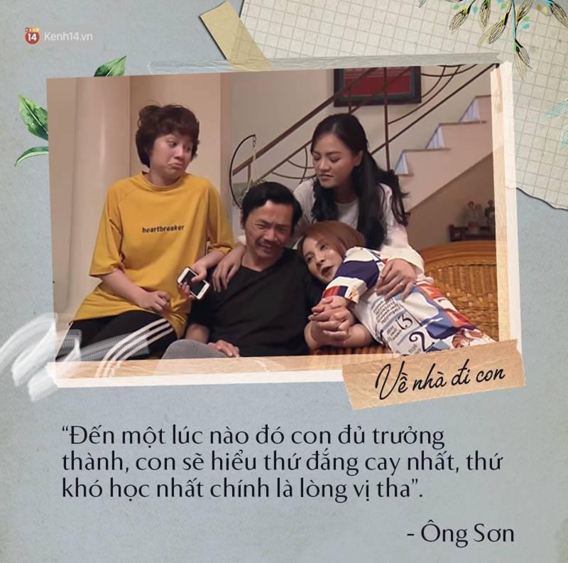 Nghe 3 ông bố của Về nhà đi con dạy con mới thấm thía: Xin hãy hiểu cho nỗi lòng những người làm cha!-10