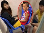Xôn xao hình ảnh 1 bé trai bị hành hung dã man đến bầm tím mặt tại chung cư Sài Gòn-2