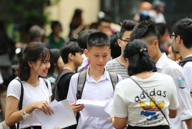 Kết quả thi lớp 10 ở Hà Nội: Lịch sử gây bất ngờ-1