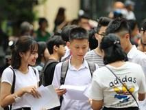 Kết quả thi lớp 10 ở Hà Nội: Lịch sử gây bất ngờ