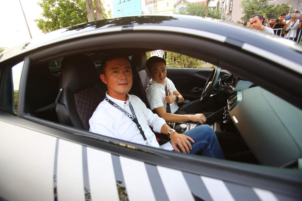 Cường Đô la: Lái siêu xe khó nhất là kiềm hãm bản thân-6
