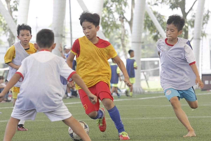 PVF tuyển sinh, tìm kiếm tài năng trẻ khóa 11-1