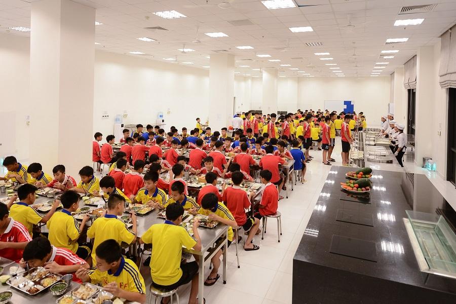 PVF tuyển sinh, tìm kiếm tài năng trẻ khóa 11-3