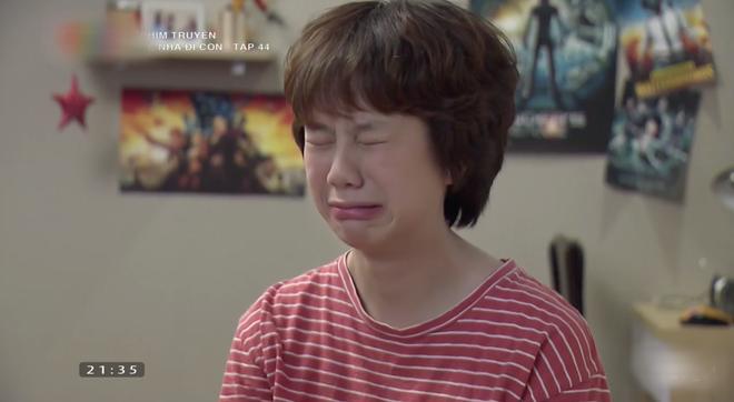 Về nhà đi con: Khải được tẩy trắng, đang bị ghét hóa thương, tới Dương còn bật khóc vì anh rể thế này-2