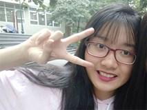 """Thủ khoa vào lớp 10 ở Hà Nội: """"Bố mẹ nói phải tự chịu trách nhiệm việc học của mình"""
