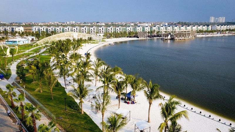 Ra mắt căn hộ Ruby tại 'Thành phố biển hồ' Vinhomes Ocean Park-4