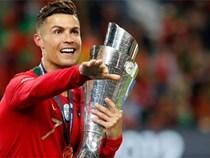 Ronaldo đăng tâm thư cảm ơn fan kèm theo thống kê cá nhân cực chất