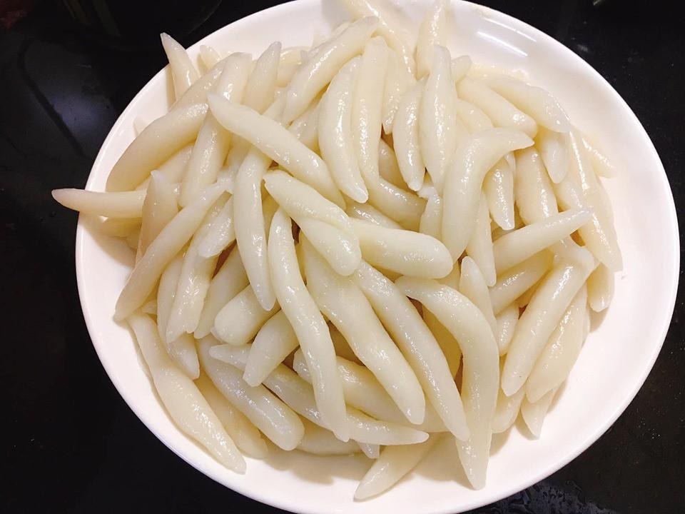 Đổi món với công thức bánh gạo Hàn Quốc dẻo thơm đậm vị của mẹ 9X xinh như Hot Girl-5