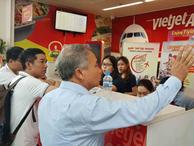 Nóng: Hành khách bức xúc vì VietJet hoãn chuyến hơn 15 giờ đồng hồ