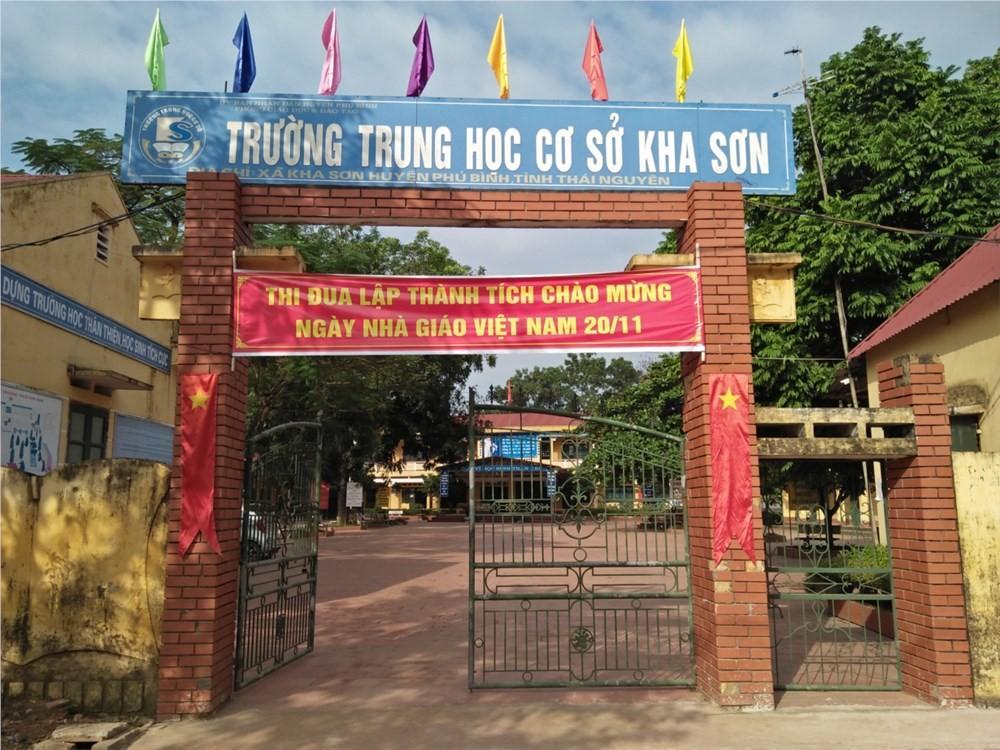 Thái Nguyên: Hiệu trưởng nói phụ huynh vòi tiền khi bị tố đánh học sinh nhập viện-2