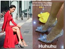 H'Hen Niê: Mang giày hơn trăm triệu đẹp như mơ nhưng chẳng đi nổi quá 2 tiếng