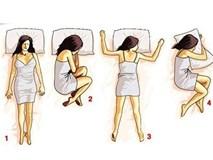 Nhìn tư thế ngủ đoán định vận số đàn bà mang mệnh sang- hèn, sướng- khổ chỉ trong vòng 1 phút