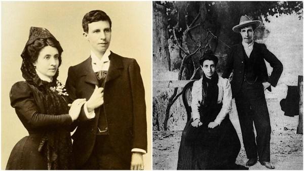 Cuộc hôn nhân đồng tính nữ đầu tiên trong lịch sử: Cặp đôi lừa cả thế giới để được danh chính ngôn thuận là vợ chồng-1