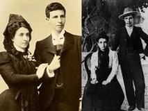 Cuộc hôn nhân đồng tính nữ đầu tiên trong lịch sử: Cặp đôi