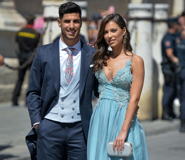 Vợ chồng Beckham, Roberto Carlos dự đám cưới của Ramos-8
