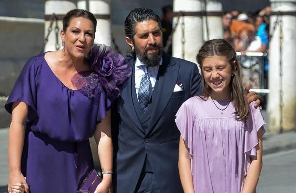 Vợ chồng Beckham, Roberto Carlos dự đám cưới của Ramos-9