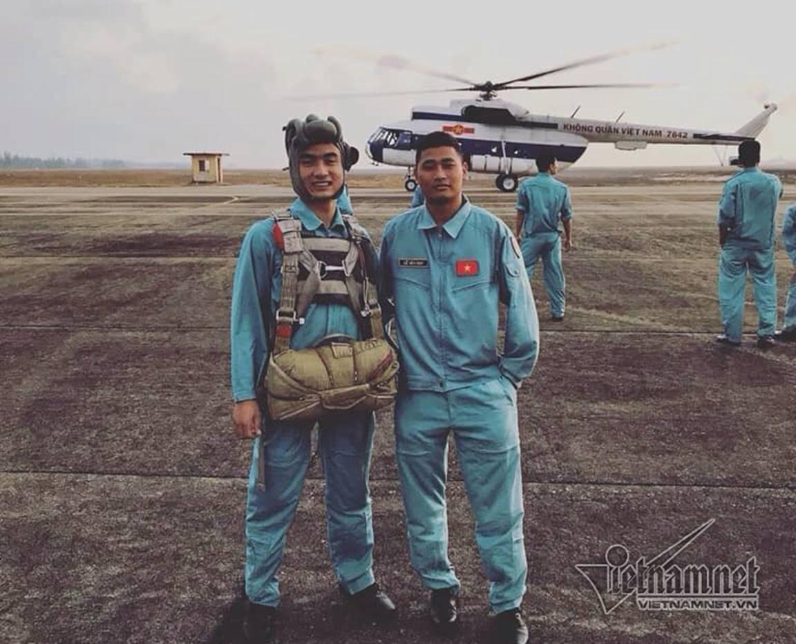 Món quà nhỏ phi công 21 tuổi tặng mẹ trước lúc hy sinh ở Khánh Hòa-1