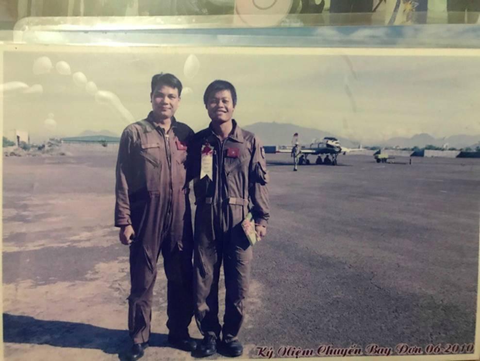 Lời hứa về giỗ mẹ của Đại úy phi công hy sinh trong vụ rơi máy bay quân sự ở Khánh Hoà-3