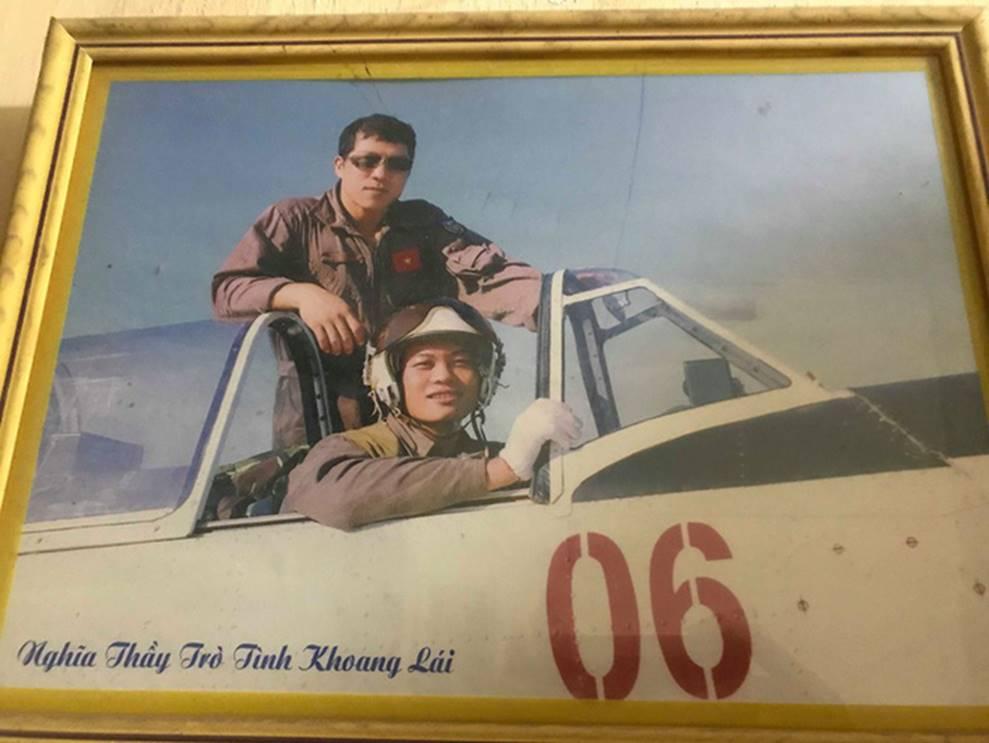 Lời hứa về giỗ mẹ của Đại úy phi công hy sinh trong vụ rơi máy bay quân sự ở Khánh Hoà-4