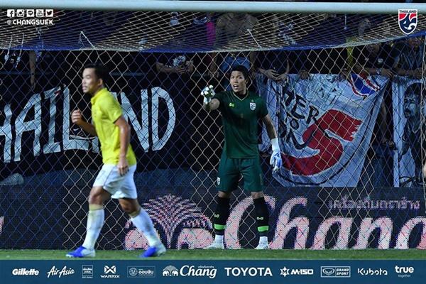 Thủ môn Thái Lan bất ngờ kể về pha ghi bàn của tuyển Việt Nam ở Kings Cup-1