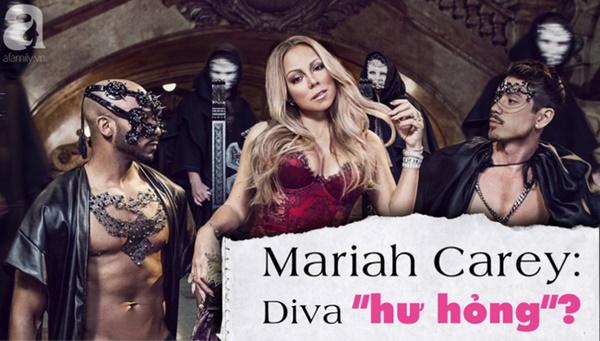 """Mariah Carey - Diva đình đám trở nên xấu xí với loạt sở thích trụy lạc, lộ phốt"""" ngoại tình hot nhất thế giới những ngày qua-1"""