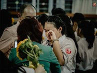 Đêm tri ân đầy nước mắt của trường Gia Định: Khóc vì chúng ta đã có một thời học sinh đầy tươi đẹp