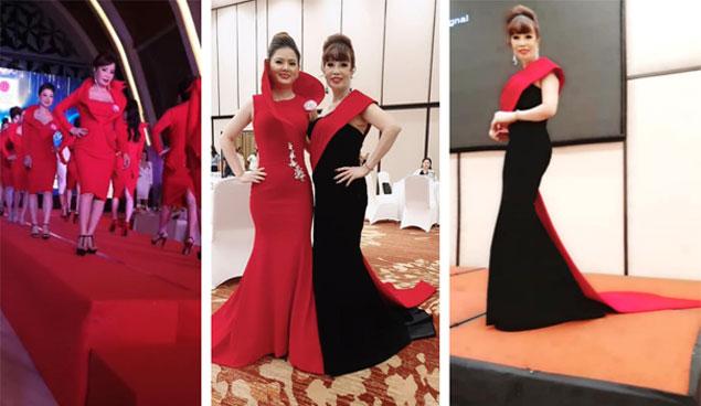 Cô dâu 62 tuổi được chồng trẻ tháp tùng đi thi Hoa hậu ở Indonesia sau lùm xùm mang thai giả-4
