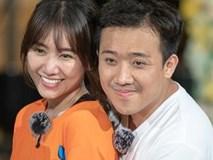 Hari Won hứa tăng lương cho Trấn Thành nếu để vợ xé bảng tên