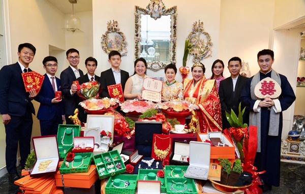 Chuyện nhà siêu giàu: Hoa mắt giá trên trời của hồi môn châu báu, biệt thự siêu sang của ái nữ trùm sòng bạc Macau-5