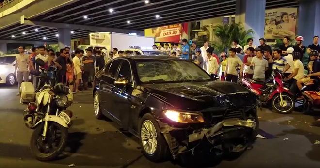 Nữ tài xế gây tai nạn ở Hàng Xanh được gia đình nạn nhân xin cho không phải đi tù-2