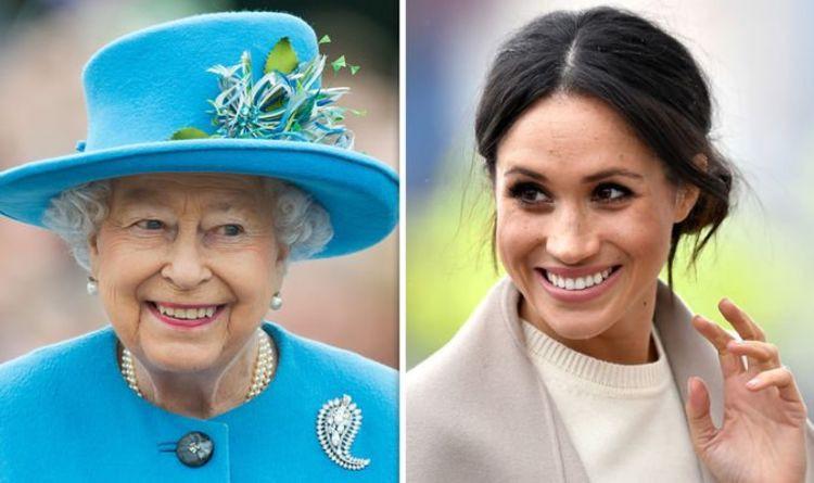 """Tuyên bố mới gây sốc: Meghan Markle đánh bại"""" Công nương Diana ở một điểm mà ai cũng nhận ra và nhận ân sủng mới từ Nữ hoàng-2"""