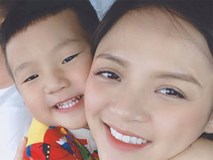 Con trai Thu Quỳnh