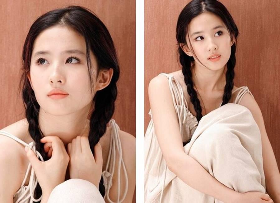 Loạt ảnh thời thiếu nữ của Lưu Diệc Phi xứng danh thần tiên tỷ tỷ-5