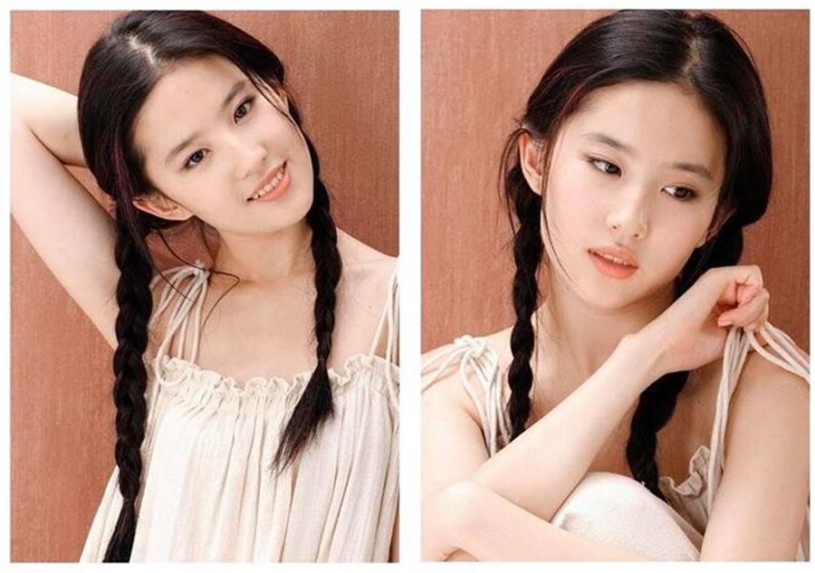 Loạt ảnh thời thiếu nữ của Lưu Diệc Phi xứng danh thần tiên tỷ tỷ-7