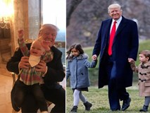 Các con của Tổng thống Mỹ chúc mừng sinh nhật lần thứ 73 của bố bằng những bức hình đặc biệt, làm tan chảy trái tim bất cứ ai