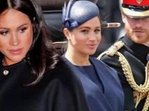 Bí mật ẩn chứa đằng sau những trang phục tối màu như đưa đám của Meghan Markle, ám chỉ cuộc sống hôn nhân hoàng gia không đẹp như mơ