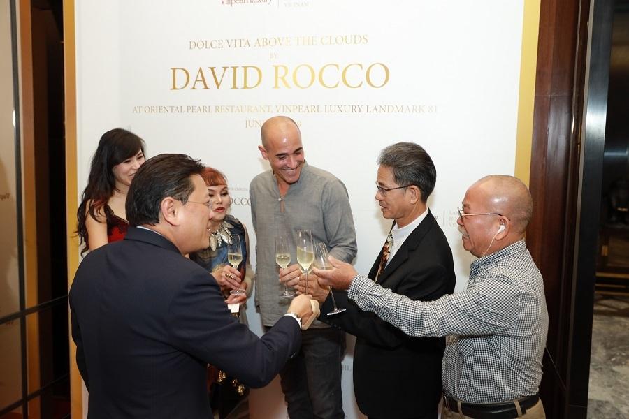 Đầu bếp 'vạn người mê' David Rocco muốn đưa ẩm thực Việt ra thế giới-1
