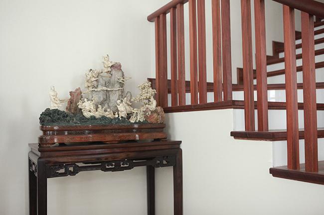 Tuyệt phẩm điêu khắc bát tiên quá hải độc nhất vô nhị ở Việt Nam-1