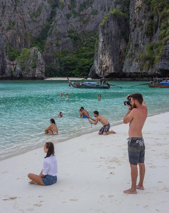 Muốn biết chồng yêu vợ thế nào, hãy rủ anh ấy tới bãi biển-1
