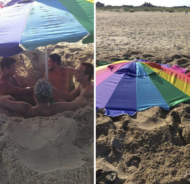 Muốn biết chồng yêu vợ thế nào, hãy rủ anh ấy tới bãi biển-5