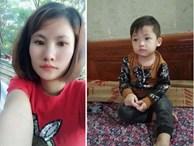 Bắc Ninh: Người vợ trẻ bế con trai gần 3 tuổi đi khỏi nhà, gia đình cầu cứu cộng đồng mạng giúp đỡ