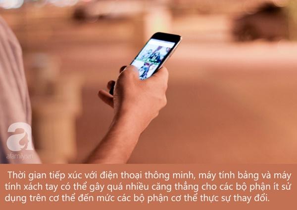 Chỉ vì nghiện smartphone mà nhiều người mọc gai nối dài ở sọ-2