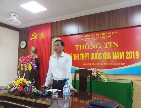 Quảng Bình: Đề nghị kỷ luật 2 cán bộ coi thi ký nhầm trên 24 bài thi của thí sinh-1