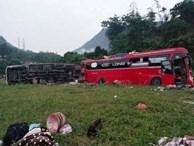 Vụ tai nạn 41 người thương vong ở Hòa Bình: Sự trùng hợp kinh hoàng