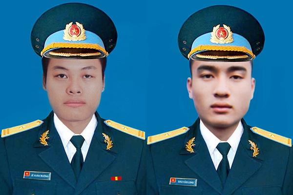 Xã ven đô Hà Nội nghẹn ngào tiễn đưa Thiếu tá phi công về đất mẹ-16