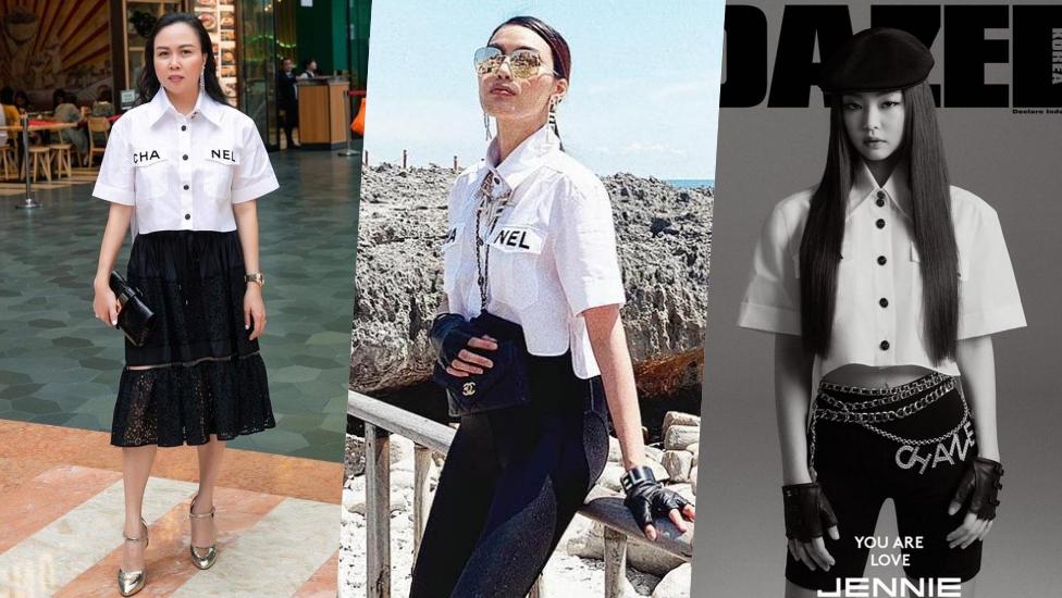 Mặc hàng hiệu như hàng chợ, Phượng Chanel khiến My Sói Thu Quỳnh cũng phải bật cười-13