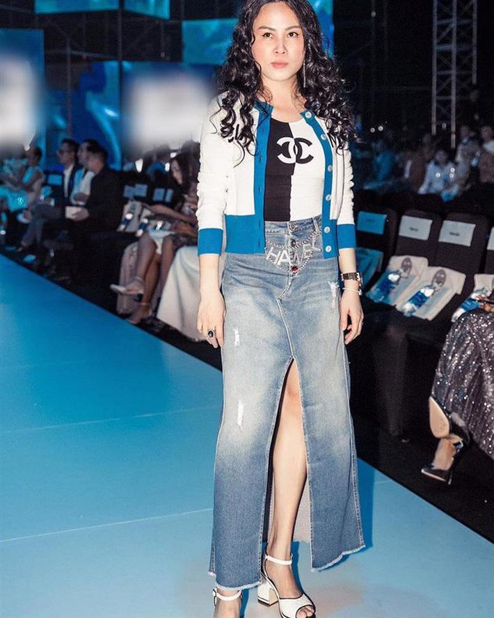 Mặc hàng hiệu như hàng chợ, Phượng Chanel khiến My Sói Thu Quỳnh cũng phải bật cười-14
