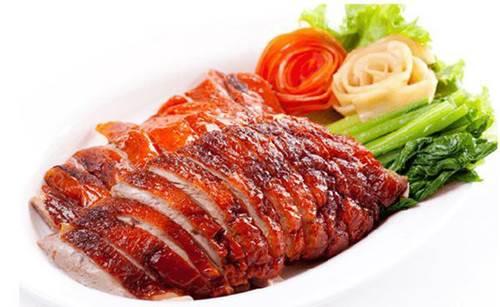 Vịt quay ngon da giòn, thịt ngọt, thơm chuẩn ngoài hàng-5