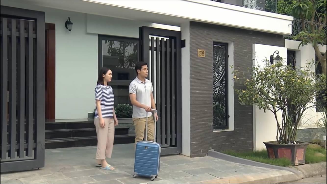 Nàng dâu order tập 22: Ngày ấy đã đến, chồng Lan Phương đuổi em gái mưa ra khỏi nhà, fan chưa bao giờ hả hê đến thế!-1